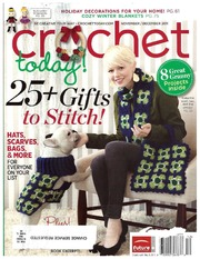 Crochet Today 2011-11 : Crochet Today : Free Download, Borrow, and Streaming : Internet Archive