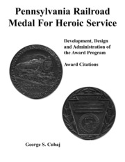 Pennsylvania Railroad Medal for Heroic Service