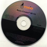 Dell roxio creator de 10. 3 download.