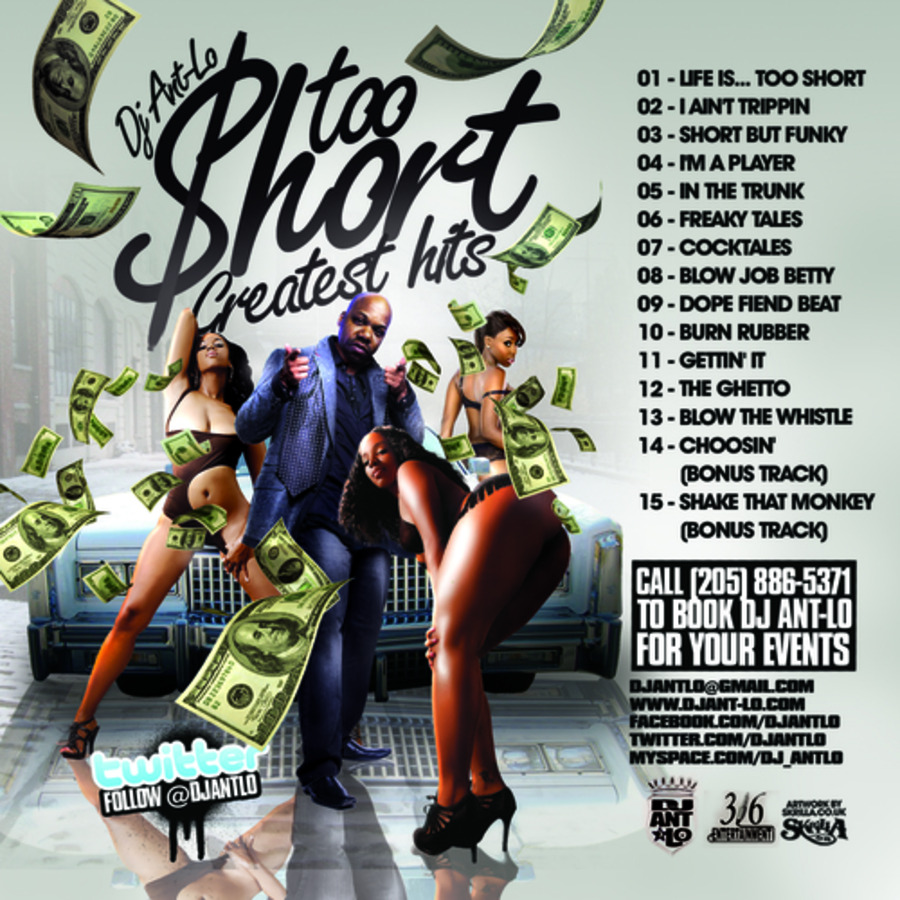 Download Shorter: Too Short's Greatest Hits-2011 : Free Download