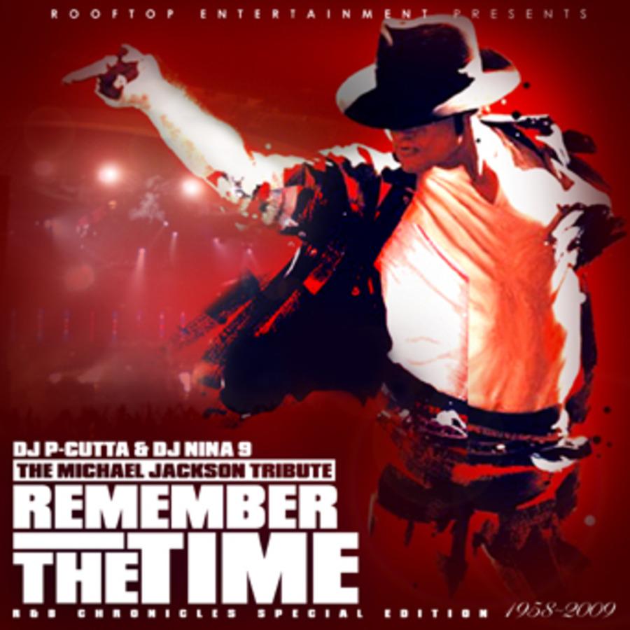 DJ P-Cutta & DJ Nina 9 - Michael Jackson Tribute Remember