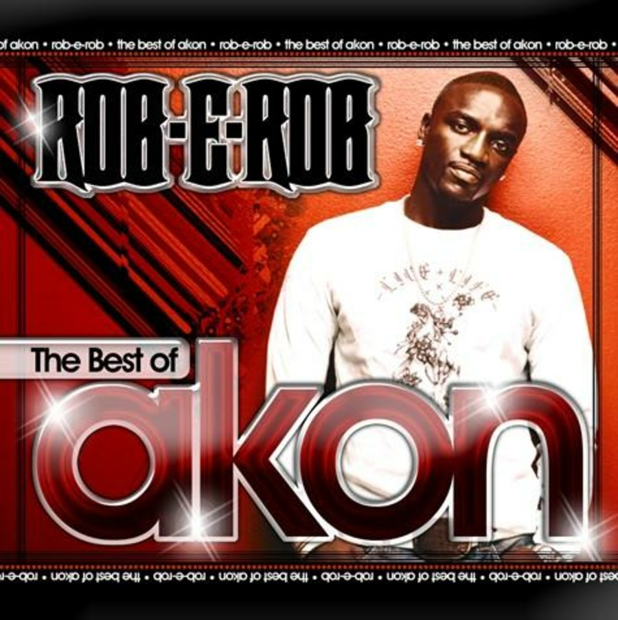 DJ Rob E Rob & Akon-The Best Of Akon-2008-MF- : Free