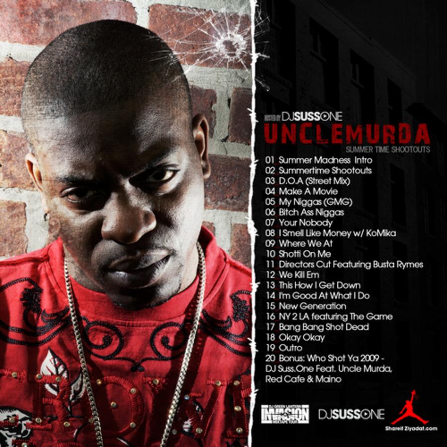 uncle murda summertime shootouts mixtape