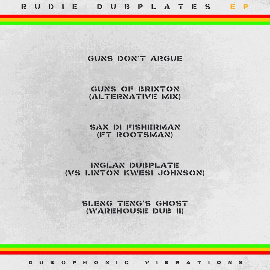 DPH016] Koncrete Roots - Rudie Dubplates (EP) : Free Download