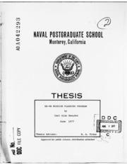 DTIC ADA042293: EA-6B Mission Planning Program.