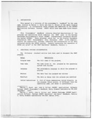 DTIC ADA052767: SKYNET Applications Software Package (SASP) Programmers- Handbook, Version 2.