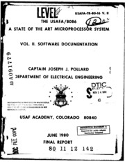 Internet Archive Search: 8086 assembly