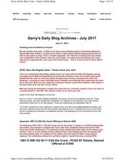 Daily Blog (July 2017)