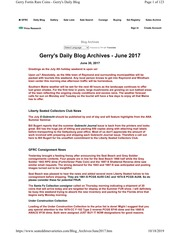 Daily Blog (June 2017)