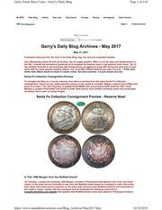 Daily Blog (May 2017)