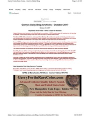 Daily Blog (October 2017)