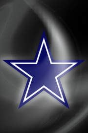 Dallas Cowboys IPhone Wallpaper Black