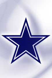 Dallas Cowboys IPhone Wallpaper White