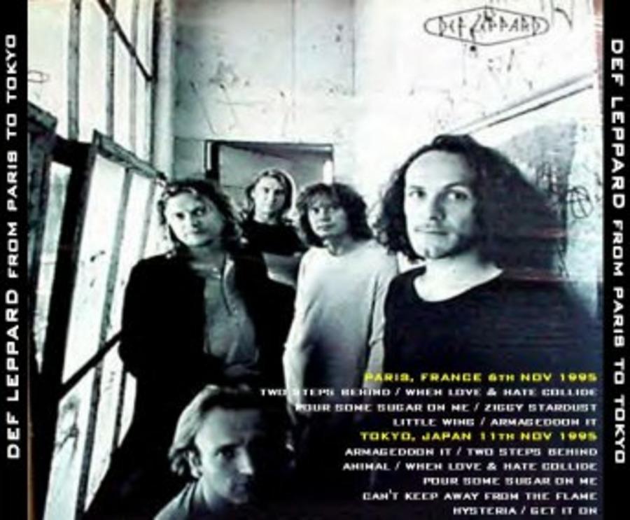 Def Leppard - 1995-10-09 - Paris, France - Top Live Acoustic (192