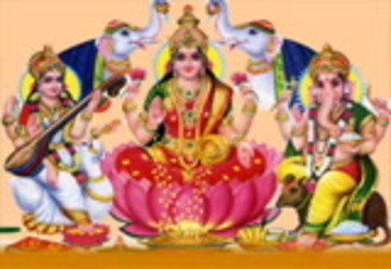 Diwali Laxmi Kuber Pujas Videos