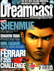 Dreamcast Magazine : Free Texts : Free Download, Borrow and