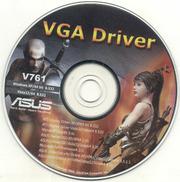 Driver CD - Asus VGA Drivers v761 : Free Download, Borrow