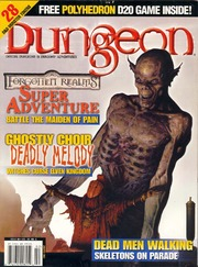 Dungeon Magazine #090 : Free Download, Borrow, and Streaming