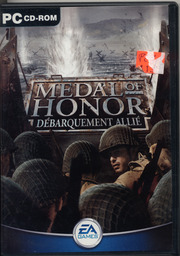 medal of honor debarquement allie