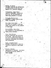Dissertation abstracts international 63
