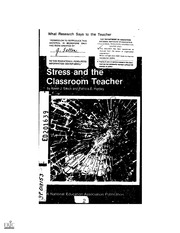 teacher burnout research paper
