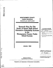 block scheduling research paper