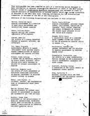 doctoral dissertations published dissertation abstracts international Mass communication abstracts of doctoral dissertations published in dissertation abstracts international, july through december 1984.