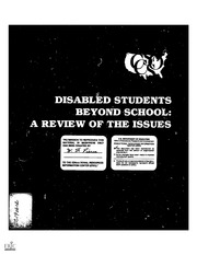 beyond the disability essay Explore new sat essay prompts and examples representative of what students will encounter on test day and illustrating the changes being made to the sat essay.