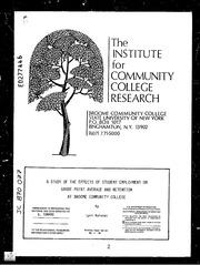 college community paper recruitment research retention student