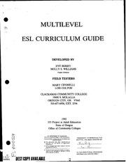 Adult Esol Curriculum 34