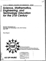 development of science and technology in the 21st century essay