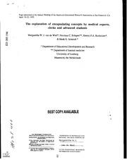 zinc research paper