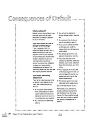 counseling guide for borrowers william d ford federal direct loan. Cars Review. Best American Auto & Cars Review