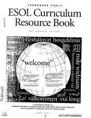 Adult Esol Curriculum 82