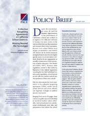 a report on the positive and negative impacts of collective bargaining Unionization does not have the presumed negative effect on utilized for this study in this article we examine the impact of collective bargaining on the.