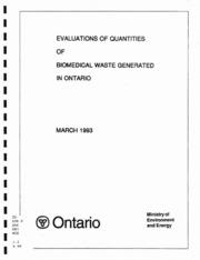 biomedical waste management pdf free download