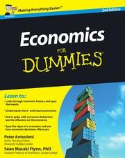 DUMMIES FOR ECONOMICS