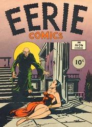 Eerie 001 : Avon Comics : Free Download, Borrow, and