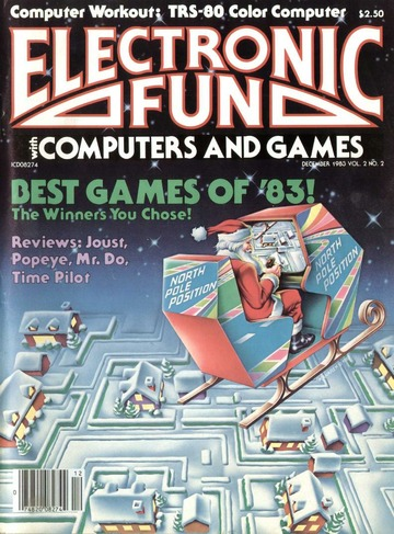 Electronic Fun with Computer & Games - Vol 02 No 02 (1983 ...