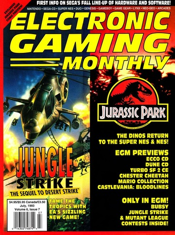 Electronic Gaming Monthly 48 : Free Download, Borrow, and Streaming : Internet Archive