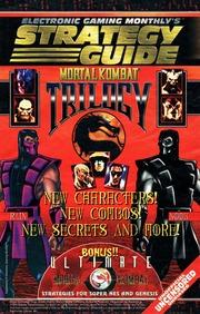 Electronic Gaming Monthly Mortal Kombat Trilogy Supplement