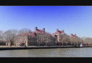Ellis Island New Jersey ATB B Roll