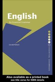 essential english grammar pdf free download