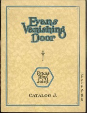 Evans Vanishing Door W L Evans Free Download Borrow