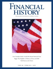 Financial History #106 (Spring 2013)