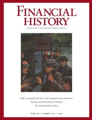 Financial History #107 (Summer 2013)