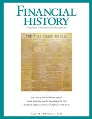Financial History #109 (Winter 2014)