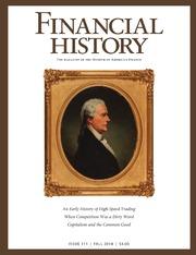 Financial History #111 (Fall 2014)
