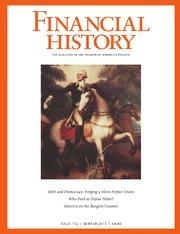 Financial History #112  (Winter 2015)