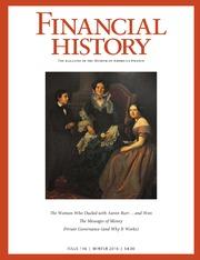 Financial History #116 (Winter 2016)